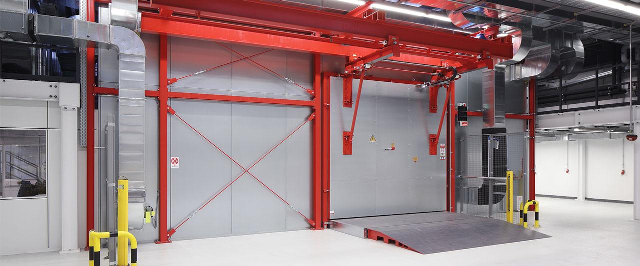 Shielding & Gates – Frankonia Group